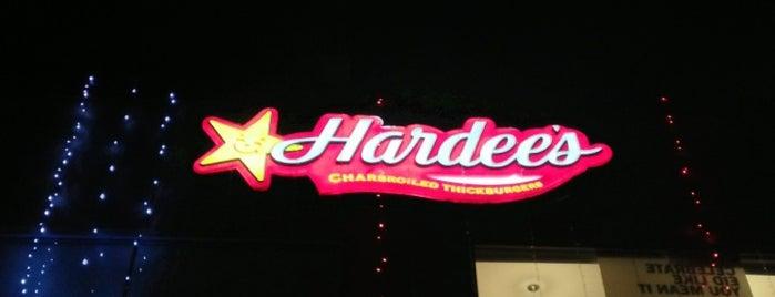 Hardee's is one of khurram bhai.