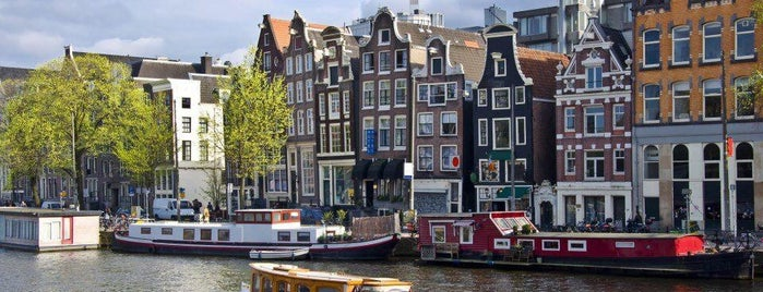 Amsterdam Canals is one of Amsterdã, Holanda.