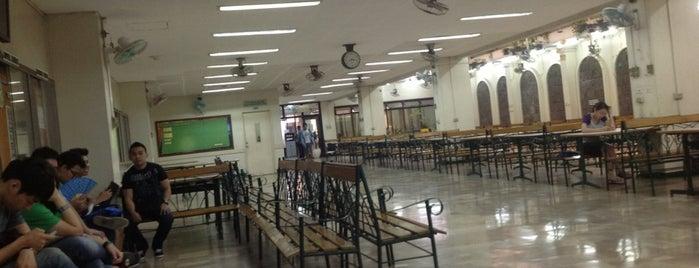 Gokongwei Hall is one of School days.