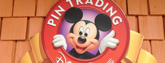 Disney's Pin Traders is one of local.