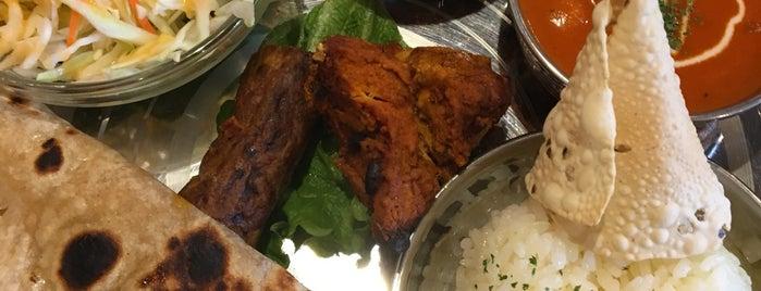 インド料理 ナンタラ is one of BOBBYのカレー部.