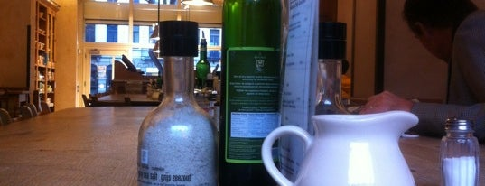 Le Pain Quotidien is one of Brussels.