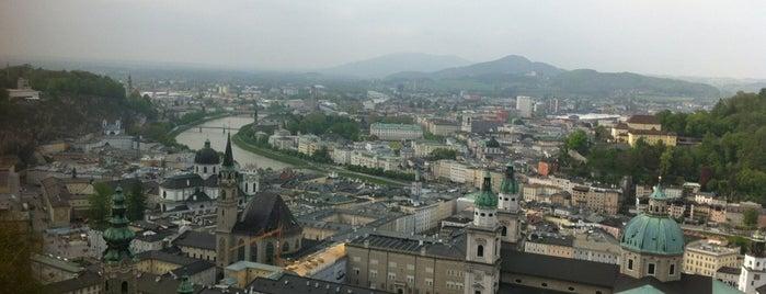 Salzburg is one of Österreich.
