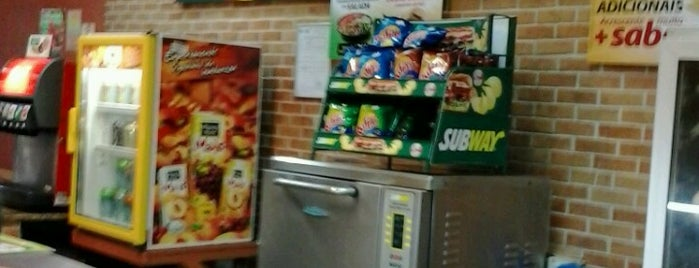 Subway is one of Hotspots WIFI Poços de Caldas.