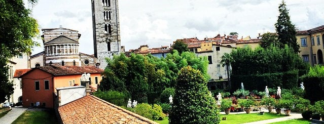 Lucca is one of Toscana.