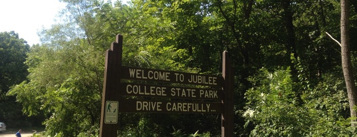 Jubilee College State Park is one of Illinois: State and National Parks.