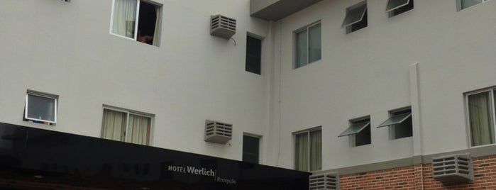 Hotel Werlich is one of Food.