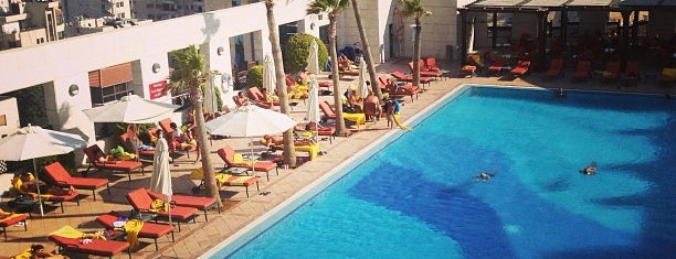 Sheraton Al Nabil Hotel is one of Jordan.