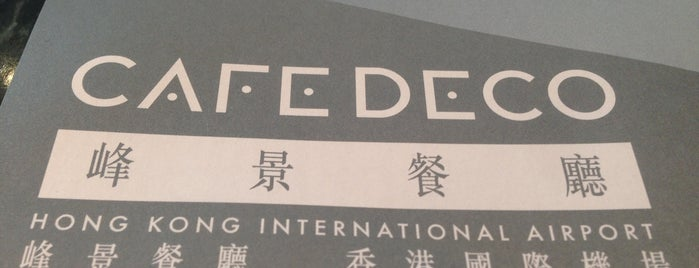 Café Deco 峰景餐廳 is one of Sweets & Coffee.