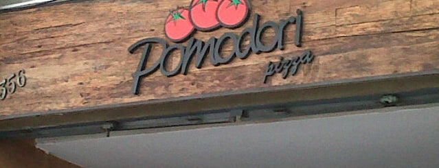 Pomodori Pizza is one of Pizza.