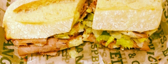 Quiznos Sub is one of My Top picks for Sandwich Places in Dublin.