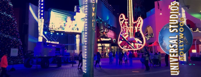 Universal City, CA is one of My day job.