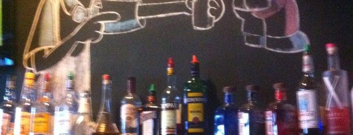 Whisky Bar is one of Выпить кофейку с утра.