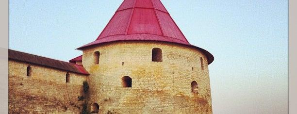 Крепость Орешек is one of Питер.