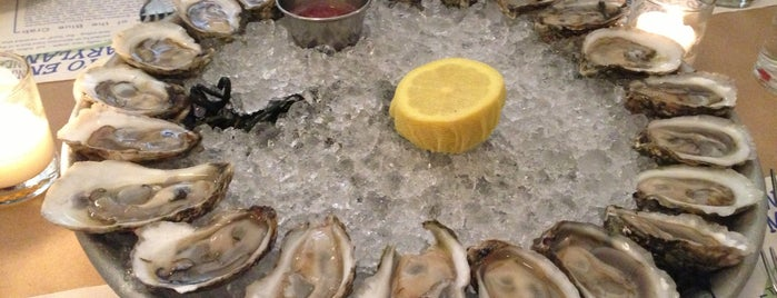 Mermaid Oyster Bar is one of New York City.