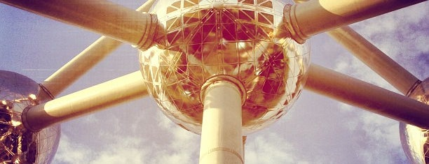 Atomium is one of Brussels: the insider's guide.
