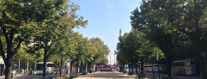 Unter den Linden is one of Berlin.