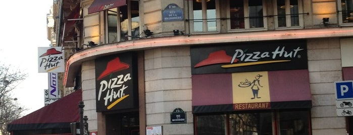 Pizza Hut is one of Cibo.