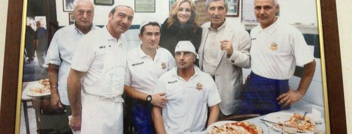 L'Antica Pizzeria da Michele is one of Naples, Capri & Amalfi Coast.
