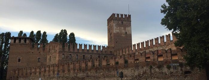 Castelvecchio is one of Veneto best places.