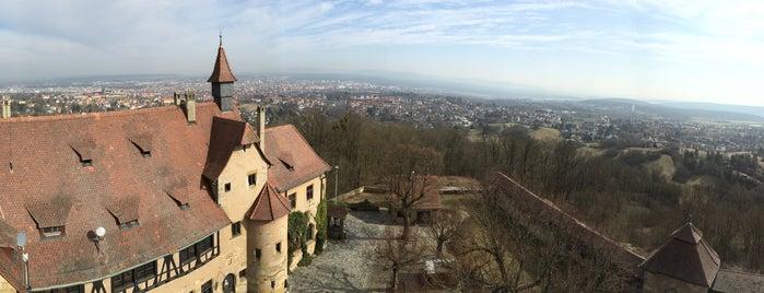 Altenburg (Bamberg) is one of Bamberg #4sqCities.