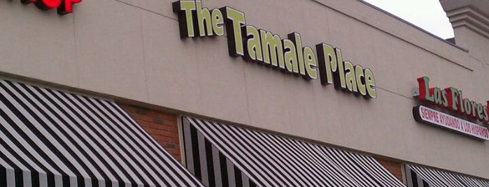 The Tamale Place is one of DINERS DRIVE-INS & DIVES.