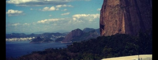 Morro do Pão de Açúcar is one of Stunning Views Around the World by Nokia.