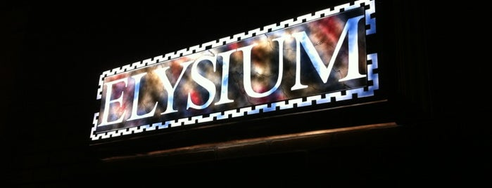 Elysium is one of SXSW 2012.