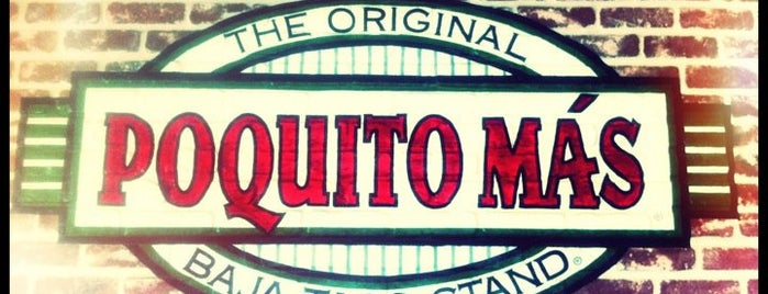 Poquito Mas is one of L.A..