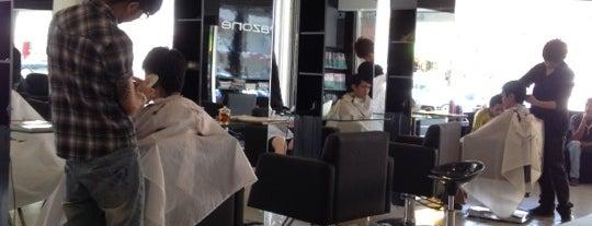 Hairazone, kajang is one of Salons.