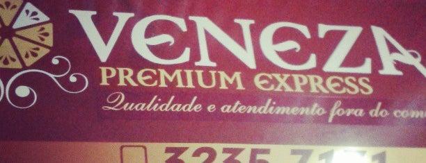 Veneza Premium Express is one of Restaurantes e Lanchonetes (Food) em João Pessoa.