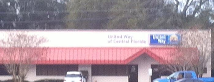 United Way of Central Florida is one of Non-Profit.