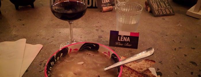 Lēna Coffee&Wine is one of New York's Best Coffee Shops - Manhattan.