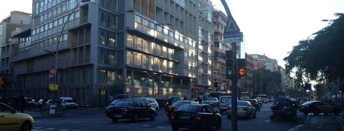 Avinguda del Paral·lel is one of Barcelona.