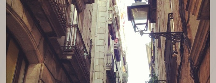 Carrer Lledo is one of shopping bcn.