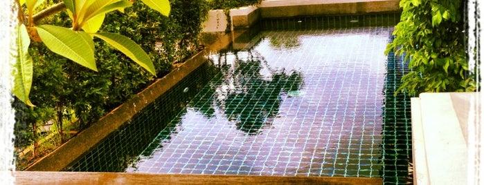 Muang Samui Vilas & Suites, Choegmon Beach is one of Hotel.