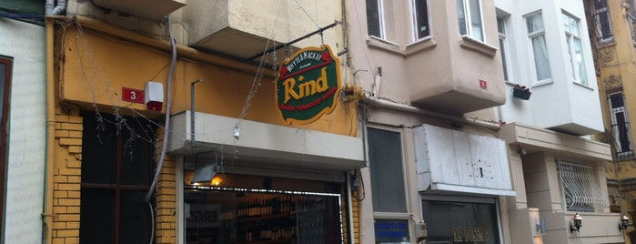 Rind Liquor Store is one of Exploration of İstanbul #1.