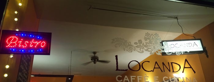 Locanda is one of Berlin.