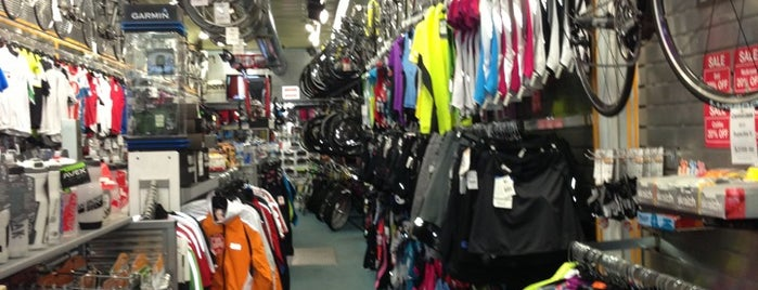 Paragon Sports is one of NYC Best Shops.