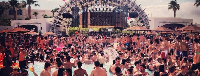 Daylight Beach Club is one of The 15 Best Hotel Pools in Las Vegas.
