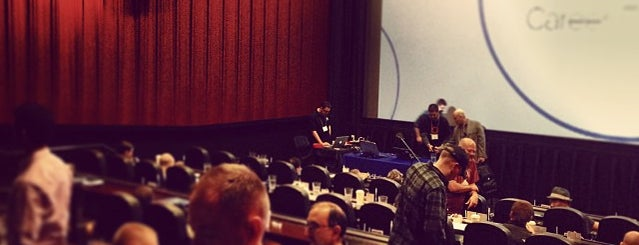 Alamo Drafthouse Cinema is one of My Favorite Places.