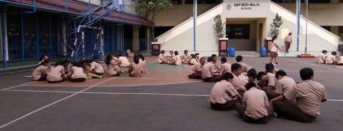 Lapangan SMA Budi Mulia Bogor is one of Education Facilities.