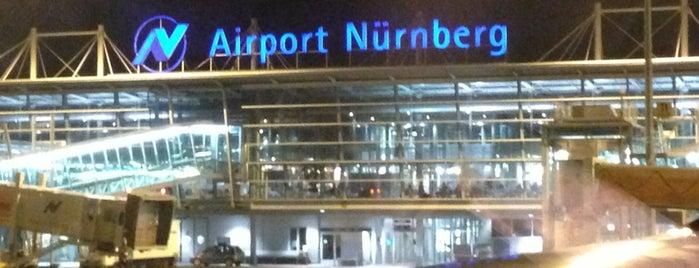 Nuremberg Albrecht Dürer Airport (NUE) is one of HAVALİMANLARI.