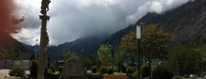 Andorra la Vella is one of Capitals of Europe.