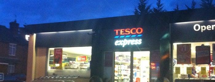 Tesco Express is one of Tesco Express - Part 5.