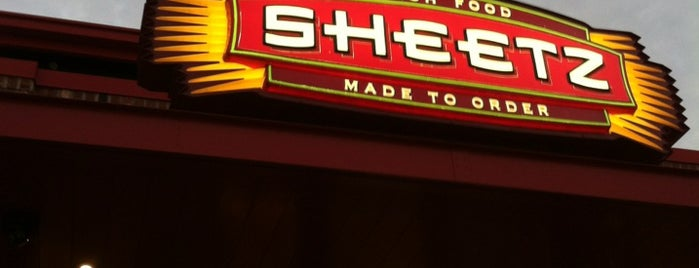 SHEETZ is one of Sheetz in North Carolina.