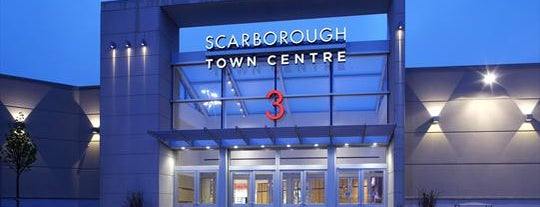 Scarborough Town Centre is one of Malls in the GTA.