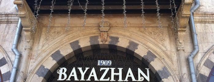 Bayazhan Kent Tarihi Müzesi is one of Gaziantep.