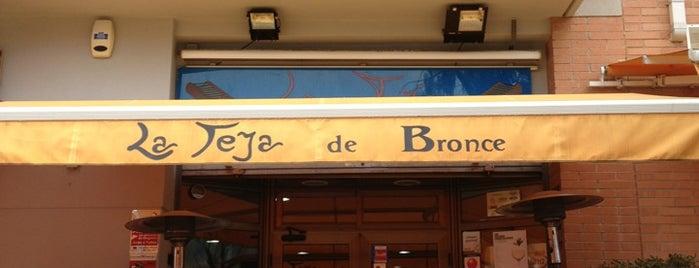Braseria La Teja is one of Maresme.