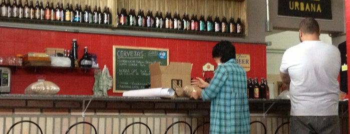 Cervejaria Urbana is one of Preciso visitar - Loja/Bar - Cervejas de Verdade.